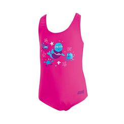 Zoggs Miss Zoggy Actionback Infant Girls Swimsuit