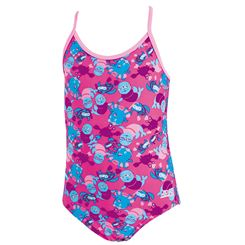 Zoggs Miss Zoggy Flyback Infant Girls Swimsuit