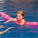Zoggs Miss Zoggy Inflatable Noodle In Use