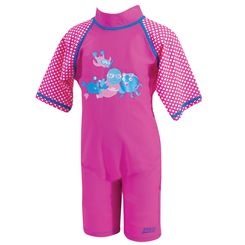 Zoggs Miss Zoggy Sun Protection One Piece Suit