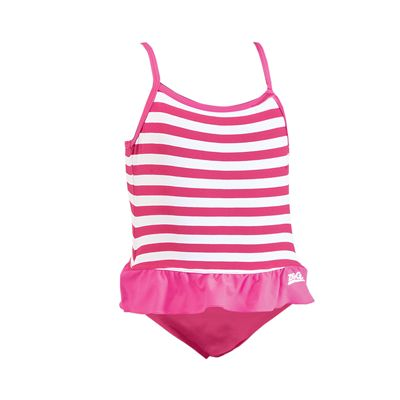 Zoggs Miss Zoggy Swim Nappy One Piece - new