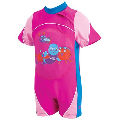 Zoggs Miss Zoggy Swimfree Floatsuit - Main Image