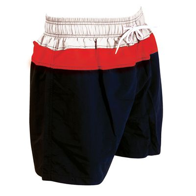 Zoggs Muriwai Short 17 inch Shorts - Red
