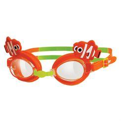 Zoggs Nemo Adjustable Kids Swimming Goggles