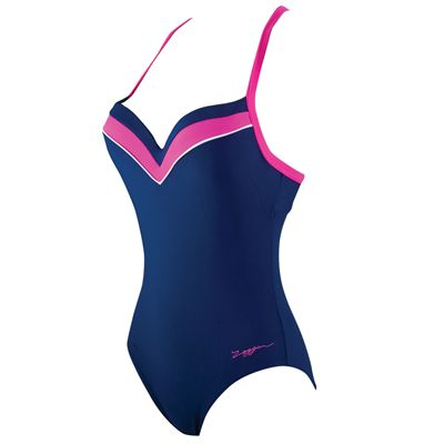 Zoggs New Resort Tarcoola Boost Ladies Swimsuit