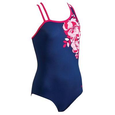 Zoggs Newcastle X-back Girls Swimsuit
