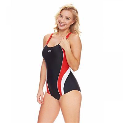 Zoggs Noosa Flyback Ladies Swimsuit - Front