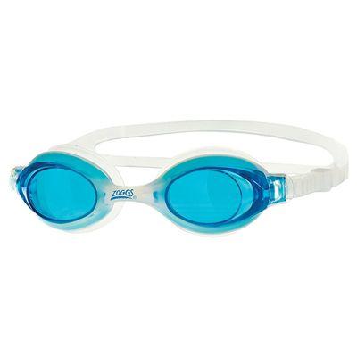 Zoggs Optima Swimming Goggles - Blue/Clear