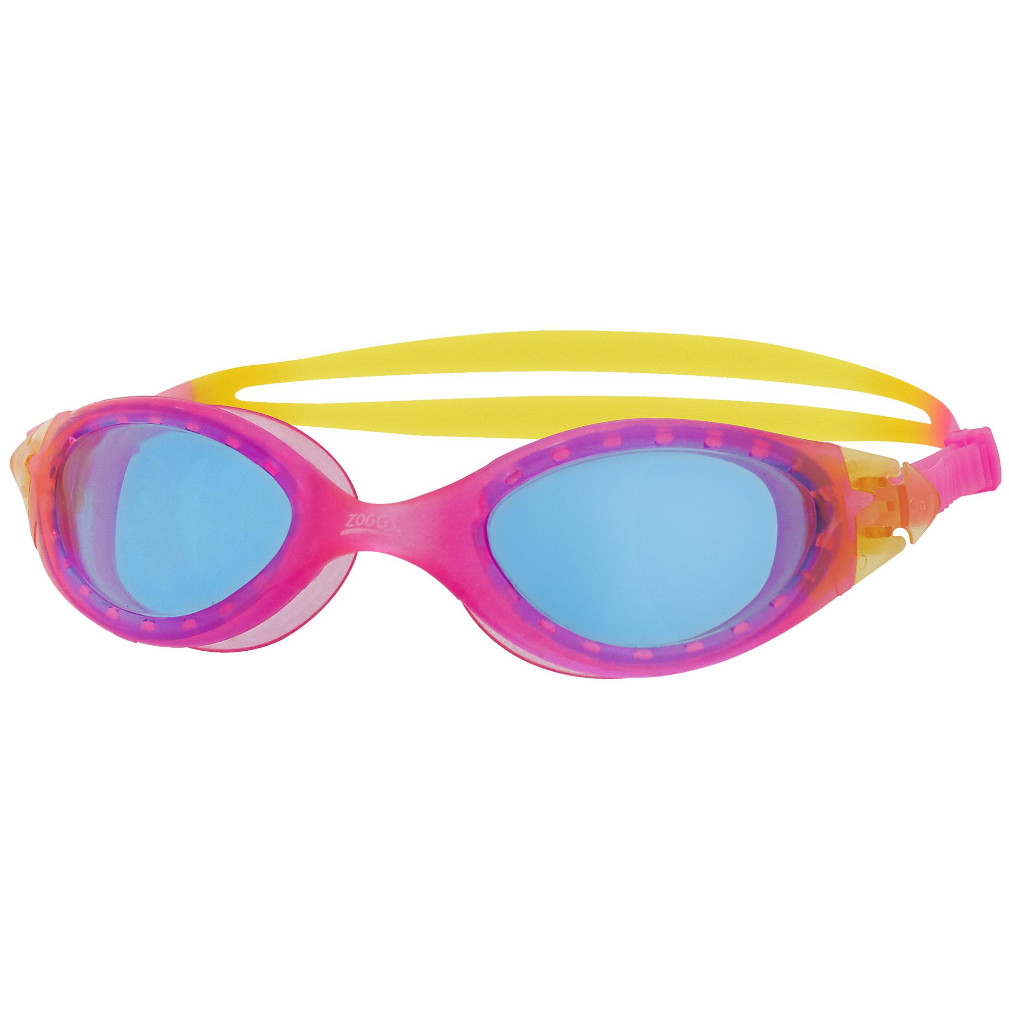 Zoggs Panorama Junior Swimming Goggles  Pink