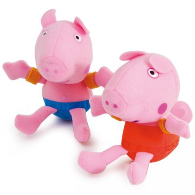 Zoggs Peppa and George Soakers Image