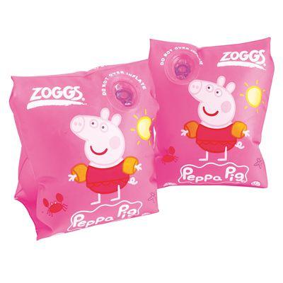 Zoggs Peppa Pig Armbands