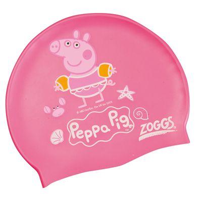 Zoggs Peppa Pig Swim Cap