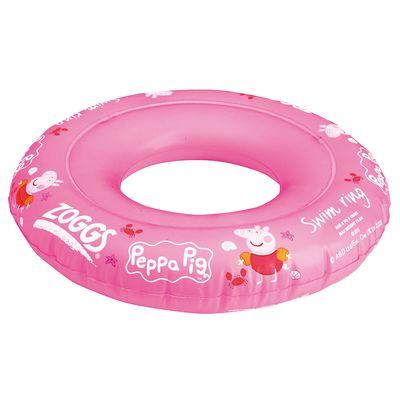 Zoggs Peppa Pig Swim Ring