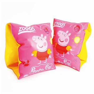Zoggs Peppa Pig V Armbands