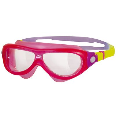 Zoggs Phantom Kids Mask-Pink