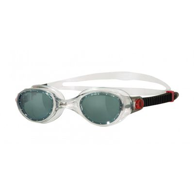 Zoggs Phantom Tinted Swimming Goggles-smoke