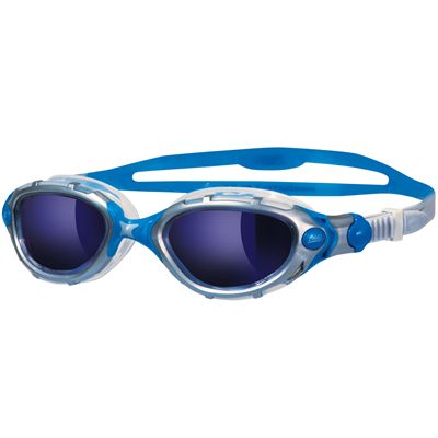 Zoggs Predator Flex Mirrored Swimming Goggles