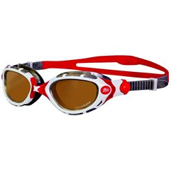 Zoggs Predator Flex Polarized Ultra Small Fit Swimming Goggles