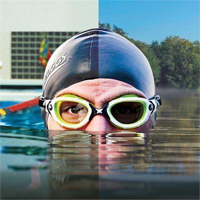 Zoggs Predator Flex Reactor Swimming Goggles In Use