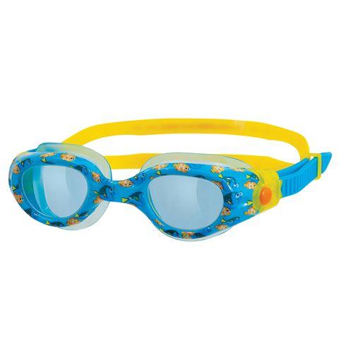 Zoggs Printed Dory and Nemo Junior Swimming Goggles