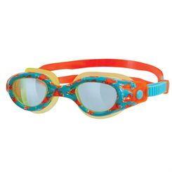 Zoggs Printed Hank Junior Swimming Goggles
