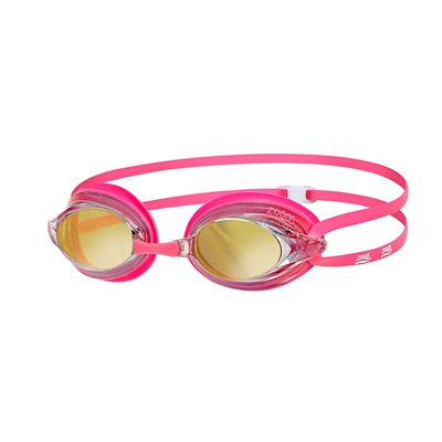 Zoggs Racespex Mirror Swimming Googles - Pink