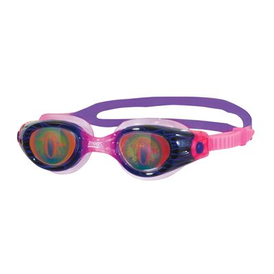 Zoggs Sea Demon Junior Swimming Goggles - Pink