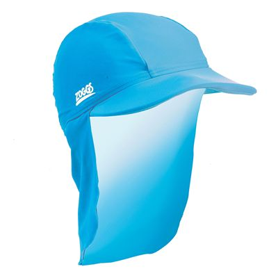 Zoggs Sun Protection Hat Blue