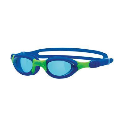 Zoggs Super Seal Junior Goggles Blue Green