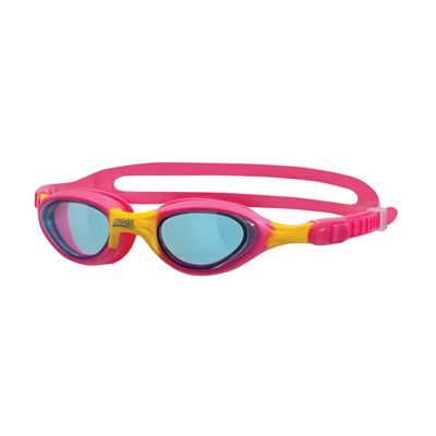 Zoggs Super Seal Junior Goggles pink Yellow