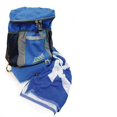 Zoggs Triathlon Transition Bag Blue