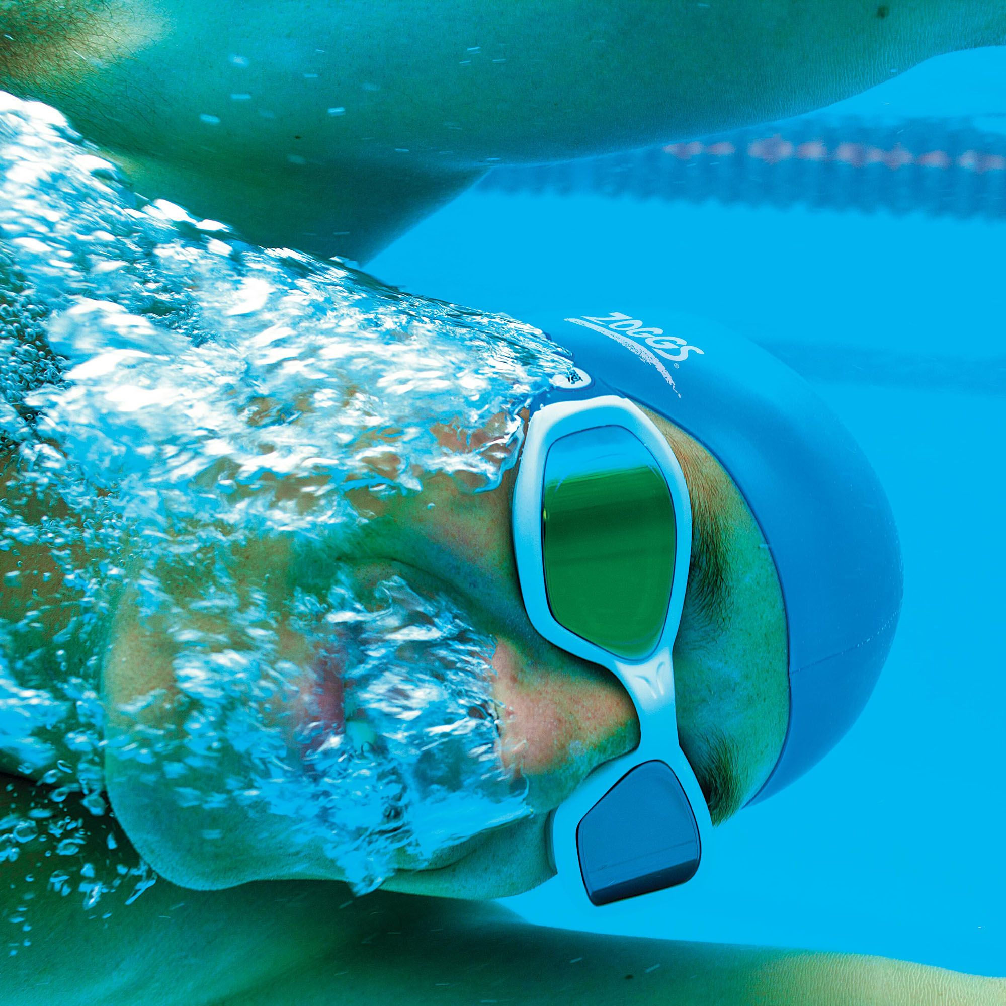 Swim Goggles Under Eye Circles: Zoggs Ultima Air Gold Swimming Goggles
