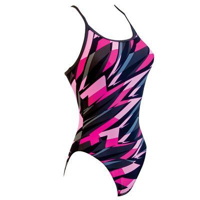Zoggs Waikiki Flyback Ladies Swimsuit