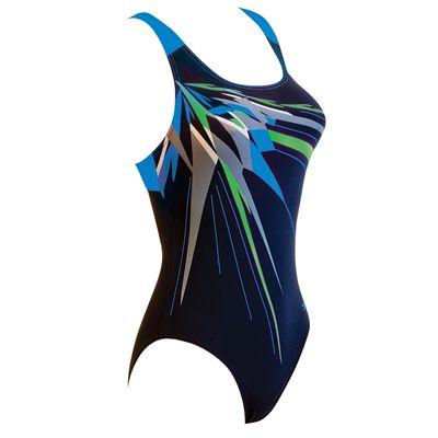 Zoggs Wandina Speedback Ladies Swimsuit