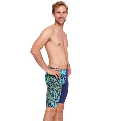 Zoggs Wired Mens Swimming Jammers - Side