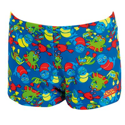 Zoggs Zoggy Infant Boys Hip Racer